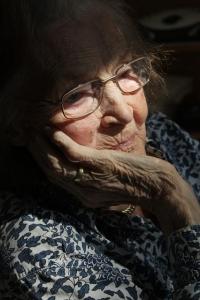 elderly-lady